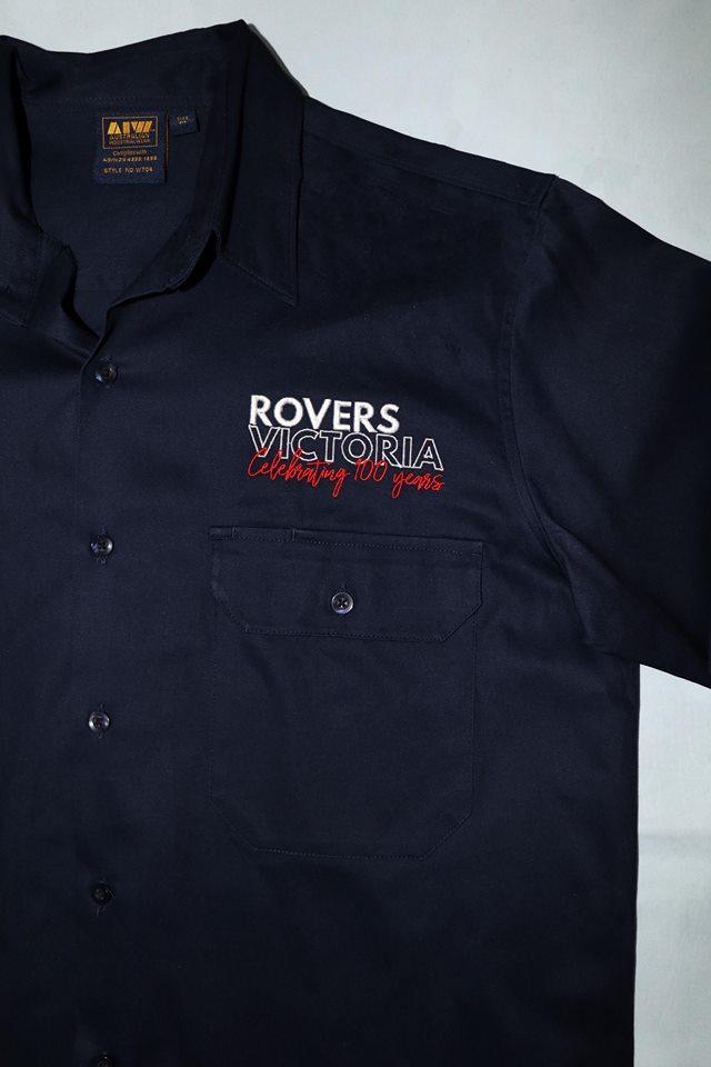 Centenary Rover Shirt