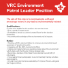 Environmental Patrol Leader - EOI